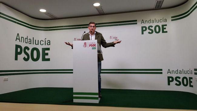 El PSOE critica el 'caos organizativo' en el Gobierno andaluz