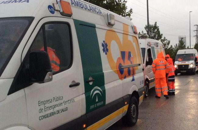 Fallece un hombre de 73 años en un atropello ocurrido anoche en Arboleas