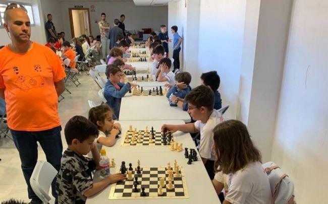 Los Juegos Municipales de Ajedrez dan el jaque mate con más de 300 participantes