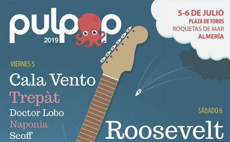 Doctor Lobo, Naponia y Scoff, finalistas del concurso de Jóvenes Valores del Pulpop Festival