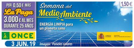 La ONCE reparte 350.000 euros en Roquetas