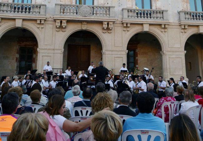 Nueva cita de la Banda Sinfónica Municipal este jueves