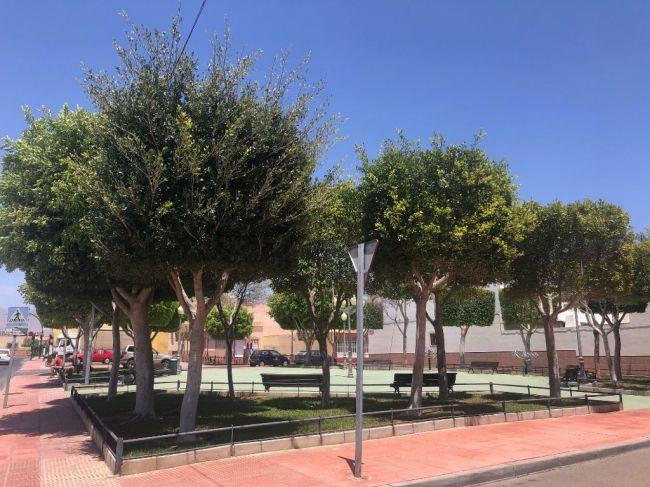 Proyecto para la mejora de la calle Cruces y Venta Gaspar