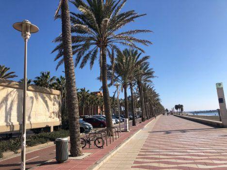 El PP insta al Gobierno a dar una fecha para la reanudación del paseo marítimo de Almería