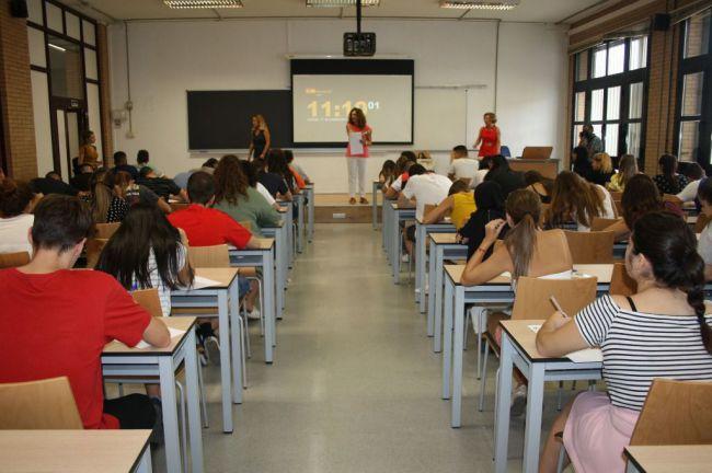 3.175 estudiantes realizarán en Almería a partir del martes Selectividad