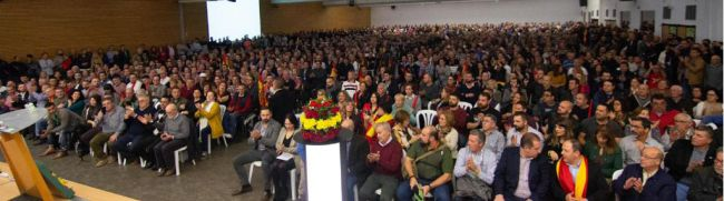 La dimisión del secretario del CEP de Vox en Almería desvela los líos internos