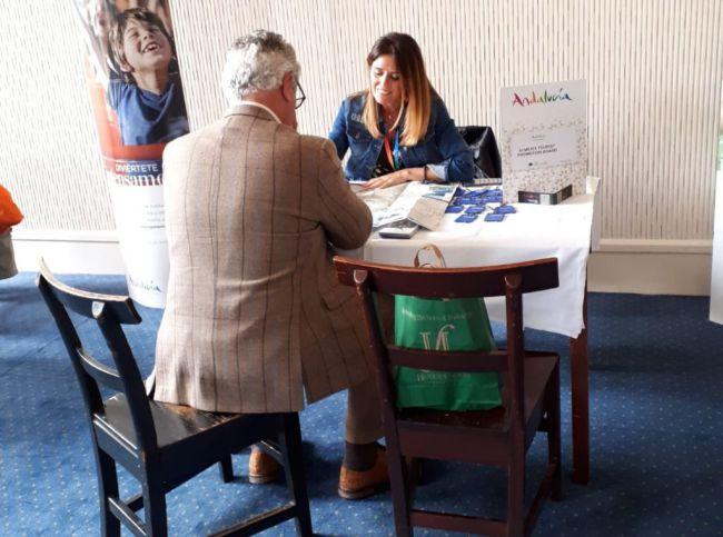 Diputación lleva 'Costa de Almería' al mercado irlandés