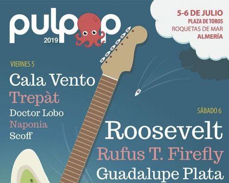 El Pulpop Festival cierra su cartel con 12 bandas