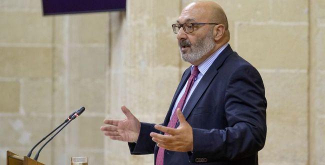 Vox retira la enmienda a la totalidad de los presupuestos andaluces al introducir su 'terminología'