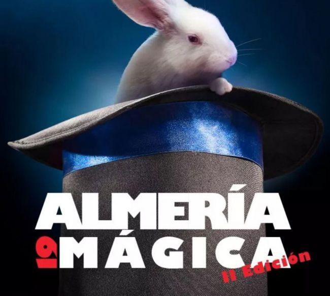 La segunda edición de 'Almería Mágica' a punto de agotar entradas