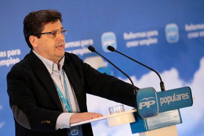 El PP pedirá responsabilidades por la rueda de prensa de un senador socialista en la Subdelegación