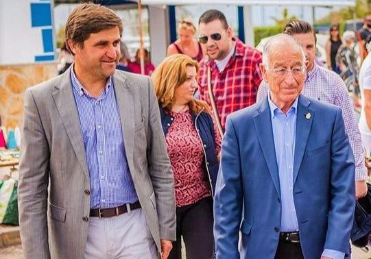 Amat pedirá una subvención de casi 4 millones de euros para cponer LED en Roquetas de Mar.