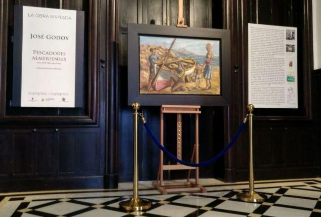 José Godoy protagoniza 'la obra invitada' del Museo Doña Pakyta