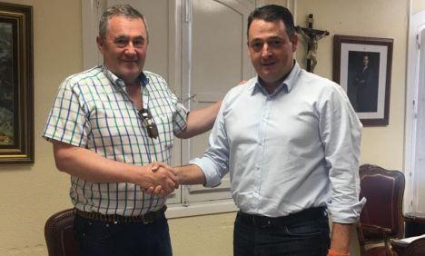 Ciudadanos y PP se alternarán la alcadía de Tíjola