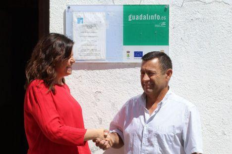 Guadalinfo de Tahal impulsa las ventas online