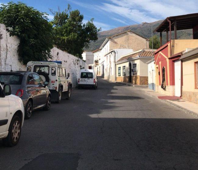 Diputación invierte medio millón de euros en mejorar 39 calles del municipio de Berja