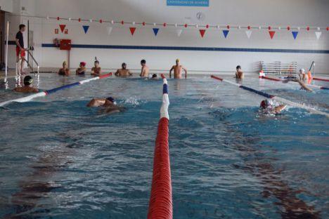 Las piscinas de Almeria están entre las más baratas de Andalucía