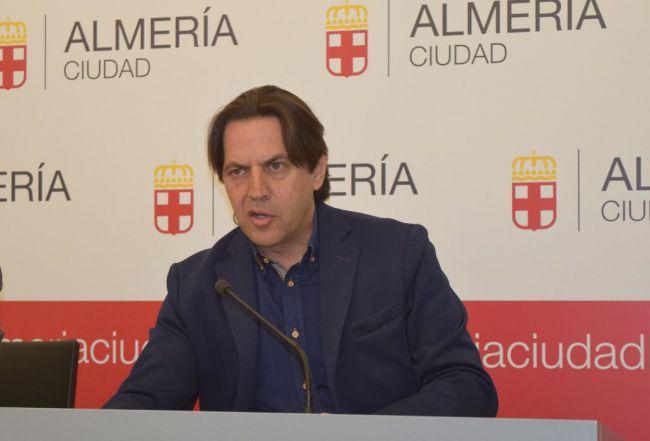 Ciudadanos nombra a Rafael Burgos como diputado provincial
