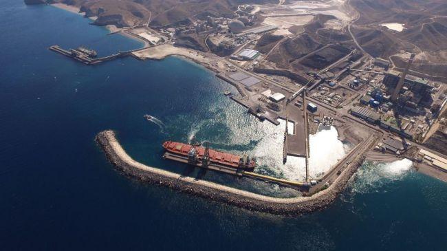 Los Ecologistas pide a Fiscalía si los graneles en el puerto de Carboneras incumplen la ley