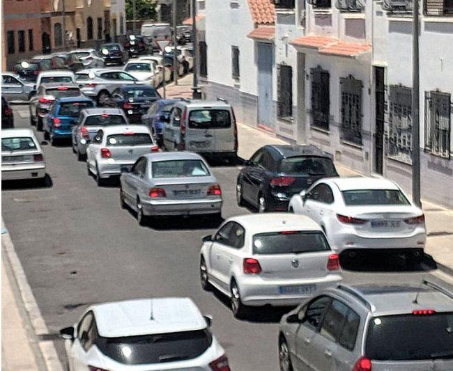 El PSOE reclama al PP una señalización adecuada en Los Molinos