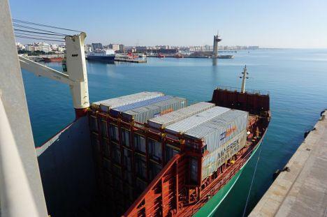Almería es la cuarta de Andalucía en exportación en abril