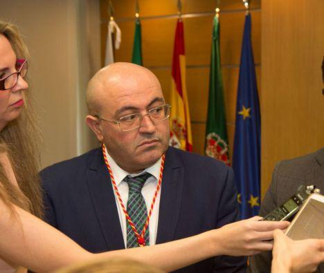 Bonilla renuncia al acta de diputado y Vox no le expulsa