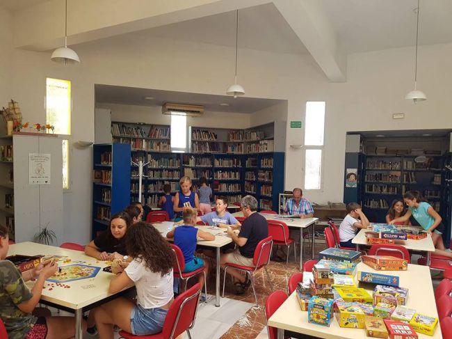 Actividades de verano en las Bibliotecas Públicas De Vícar
