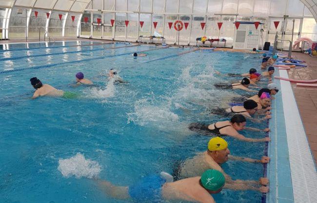 Regresan los cursos de natación a Vícar