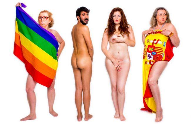 Orgullo Nacional, una comedia sin censura política, llega a Almería