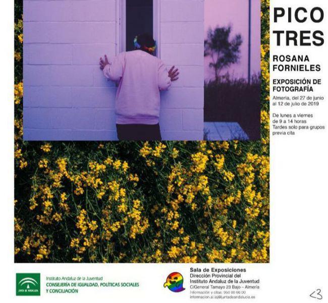 """El IAJ acoge la exposición """"Pico Tres"""" en la Semana del Orgullo del LGTBI"""