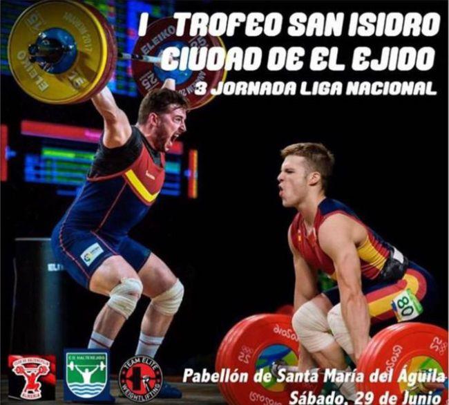 Trofeo de San Isidro de Halterofilia