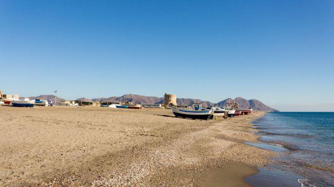 En marcha el bus obligatorio para ir a las playas del Parque de Cabo de Gata-Níjar