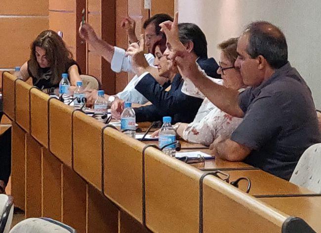 El PSOE de El Ejido critica que Vox represente al municipio en el Consorcio de Bomberos