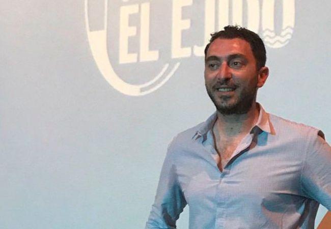 Pierre Mevy presenta su dimisión como Presidente del CD El Ejido
