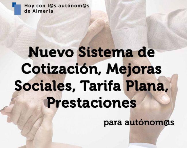 UPTA y Diputación forma a los autónomos