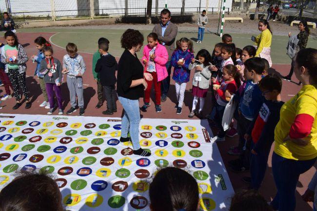 Educación invierte 460.000 euros en ampliar el CEIP Juan Sebastián Elcano de Níjar