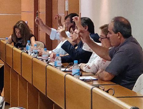 El PSOE de El Ejido solicita la construcción de una piscina al aire libre en Santa María del Águila