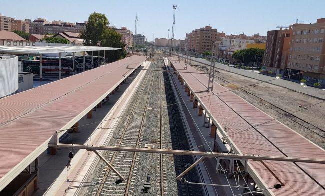Adif AV adjudica la redacción de los proyectos de la segunda fase de la integración del ferrocarril en Almería