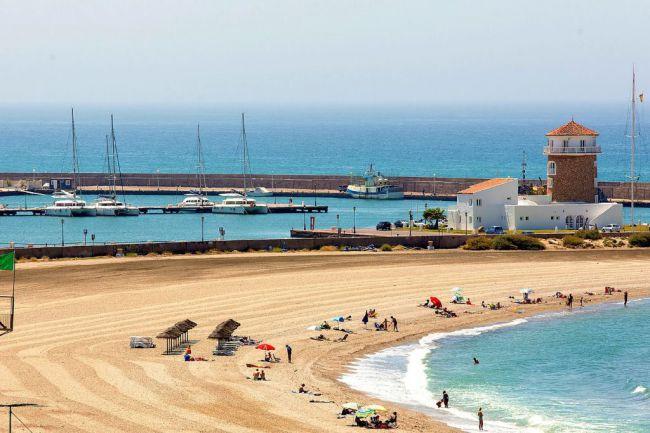 Almería estará en alerta amarilla por altas temperaturas el miércoles