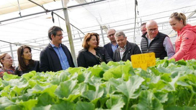 La Junta facilitará la constitución de hasta 1.250 empresas de jóvenes agricultores