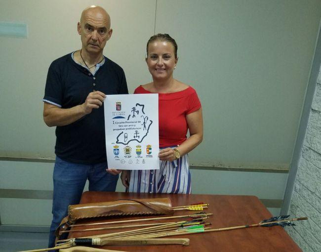 El I Circuito de Tiro con Arco y Propulsor Prehistóricos de Diputación recalará en cuatro municipios