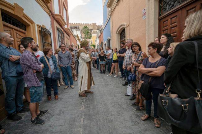 Visita teatralizada por las localizaciones del cine en Almería