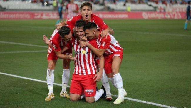 El Almería afronta este viernes el quinto partido de la pretemporada