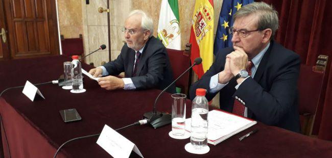 El Gobierno justifica que un senador del PSOE haga una rueda de prensa en la Subdelegación