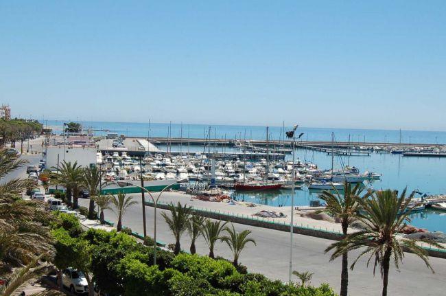 La Junta invertirá 4,2 millones de euros en mejoras en el puerto de Adra