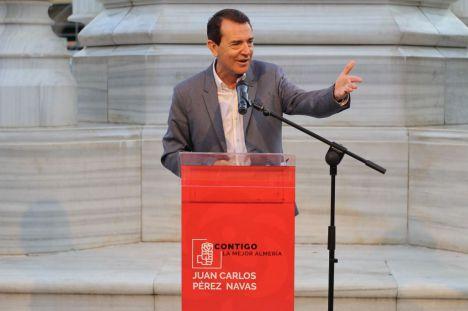 Pérez Navas defiende los avances en el AVE con el PSOE frente Rajoy