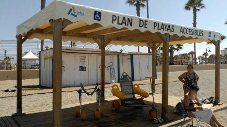 El 60% de las playas de Almería no tienen socorristas