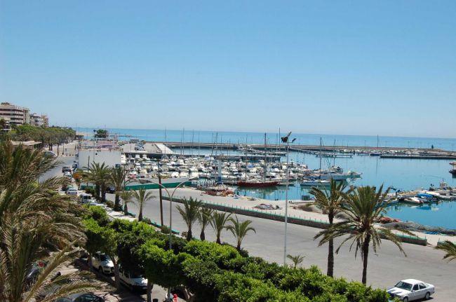 Puertos de Andalucía asegurará la navegabilidad en los puertos de Almería con una campaña barimétrica