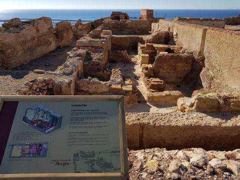 La Alcazaba de Almería pierde visitantes