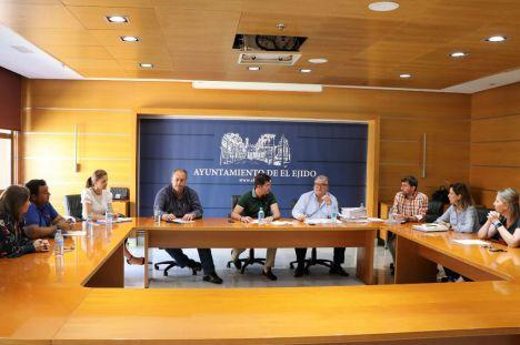 A finales de agosto comienza la modernización del alumbrado de El Ejido